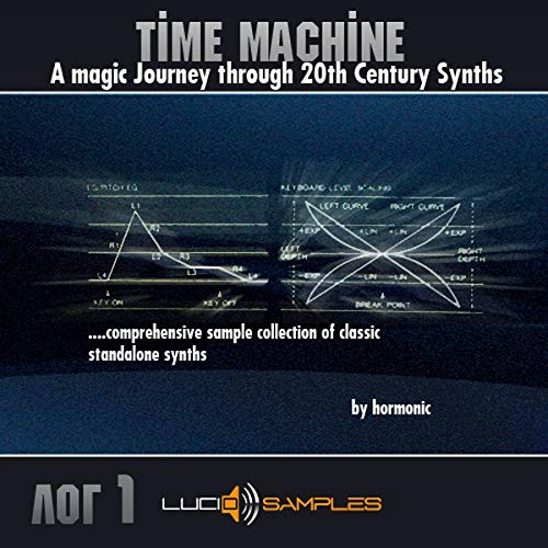 Time Machine vol.1, Yamaha DX7 Samples, Yamaha DX7 for sale  Delivered anywhere in USA