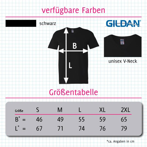 V-T-Shirt RC Collection 4 os - Mund -Lippe - Regenbogen Herren