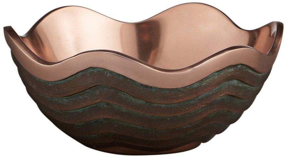 Nambe Copper Canyon Bowl, 7'' by Nambe