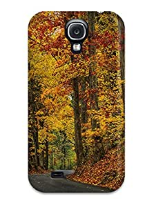 Fashion Protective Road Case Cover For Galaxy S4