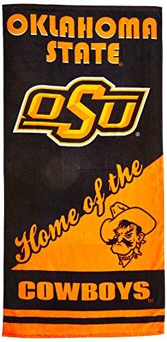 NCAA Oklahoma State Cowboys Home Beach Towel