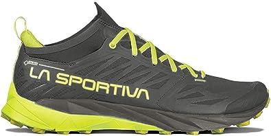 La Sportiva Kaptiva GTX Zapatillas de Trail Running Carbon/Citrus ...