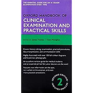 Oxford Handbook of Clinical Examination and Practical Skills 2/e (Flexicover) (Oxford Medical Handbooks) Flexibound – 3 July 2014