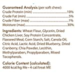 Healthy Breeds Healthy Dog Treats for Utonagan - Over 200 Breeds - Tasty Training Chicken Flavored Snack - Small Medium or Large Pets - 7 oz 7