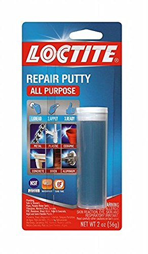 Henkel-Loctite 431348 6 Pack 2 oz. All-Purpose Epoxy Repair Putty Stick