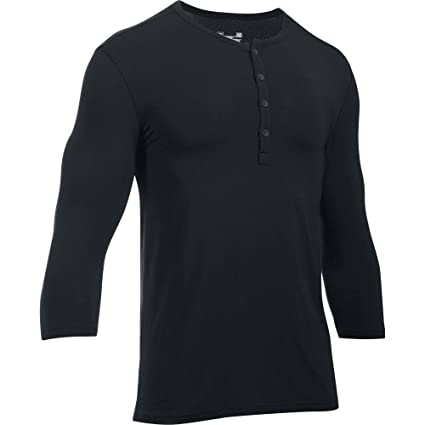 d1efeac66f6 Amazon.com  Under Armour Men s Athlete Recovery Ultra Comfort Henley ...
