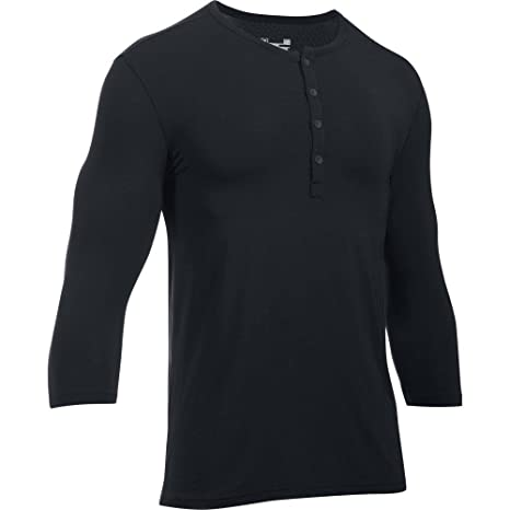 Amazon.com  Under Armour Men s Athlete Recovery Ultra Comfort Henley ... 2f9a6c611