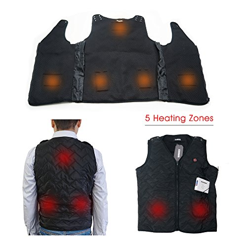 Battery Powered Heating Pad Portable - 9
