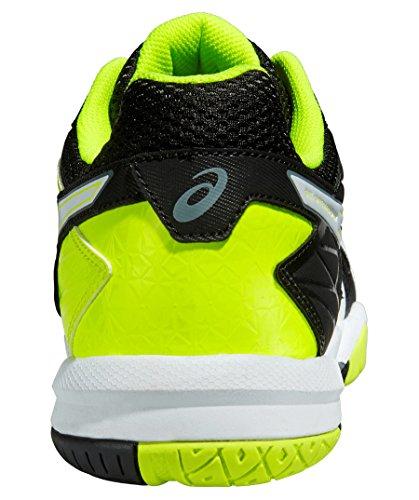 Hombre Zapatillas de balonmano/hallensportschuhe Gel Thrustmaster negro