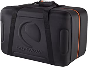 "Celestron - Telescope Carrying Case for NexStar Optical Tubes - Fits 4"", 5"", 6"" and 8"" Optical Tubes - NexStar SE, Evolution, Schmidt-Cassegrain, EdgeHD Compatible - Protective EVA Shell, Foam Lining"