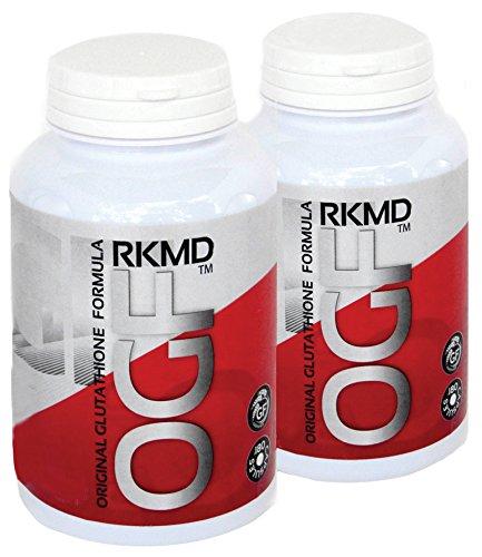 Original Glutathion Formula - 180 capsules (2) - Original 180 Capsules