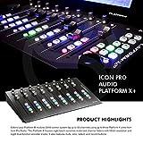 Icon Pro Audio Platform B+ - 50-Button Module for