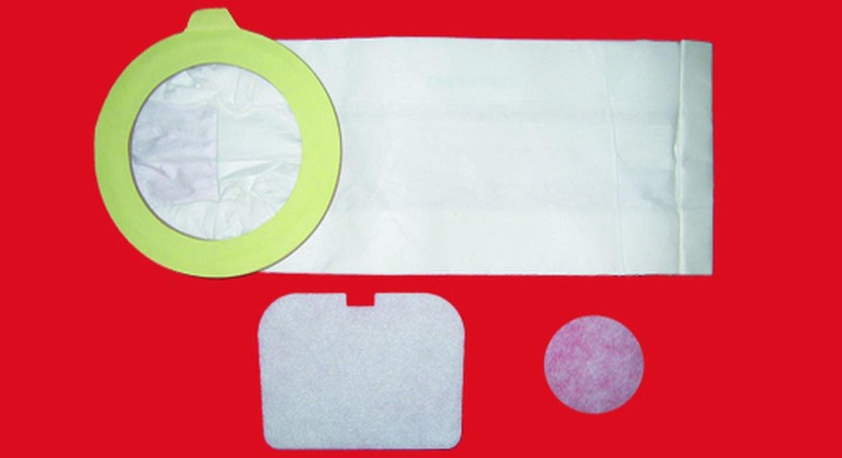 10 Filtersäcke passend für Nilfisk GD5 Staubsaugerbeutel GD 5