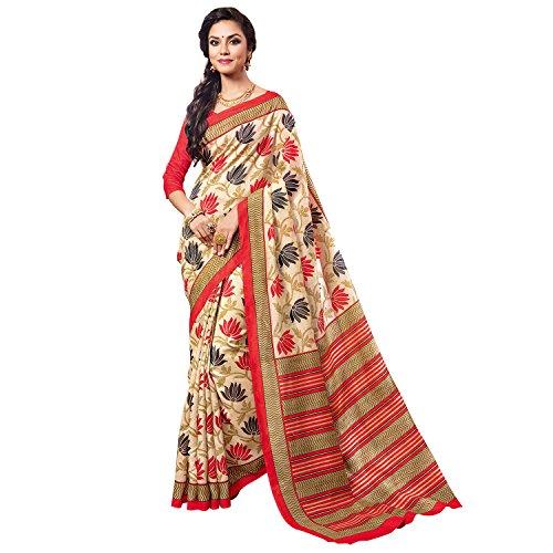 Indian Cotton Saree - 6