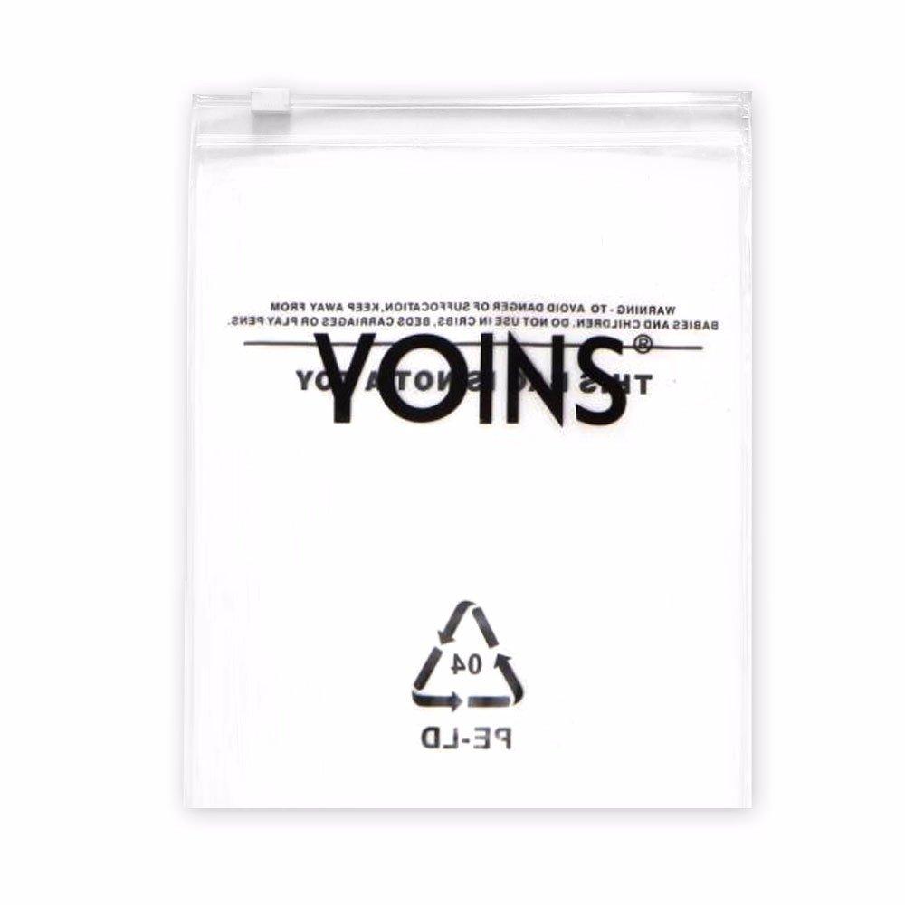 YOINS Dam långärmad V-ringad tröjor pläd vardagliga toppar kolla klassiska blusar för damer C-leopard