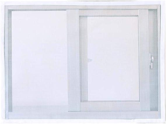 Protecci/ón contra Insectos INOBXR Cortina Mosquitera Ventana Mosquitera para Ventanas Grandes Magn/ética 26x16inch Antiinsectos Y Antimoscas,Gray,65x40cm