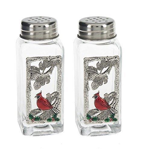 Ganz Cardinal Salt & Pepper Shaker Set