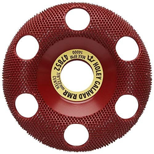 Holey Galahad See Through Disc Round Medium