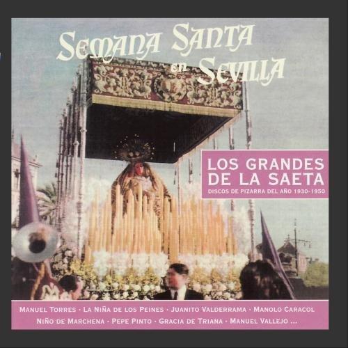 Los Grandes de la Saeta - Discos de Pizarra del A??o 1930 ...