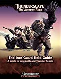 img - for Thunderscape: Iron Guard Field Guide (KYG030002) book / textbook / text book