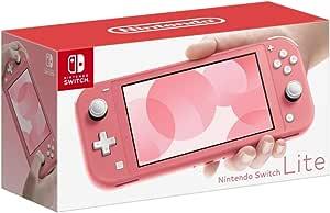 Nintendo Switch Lite Console [Coral]