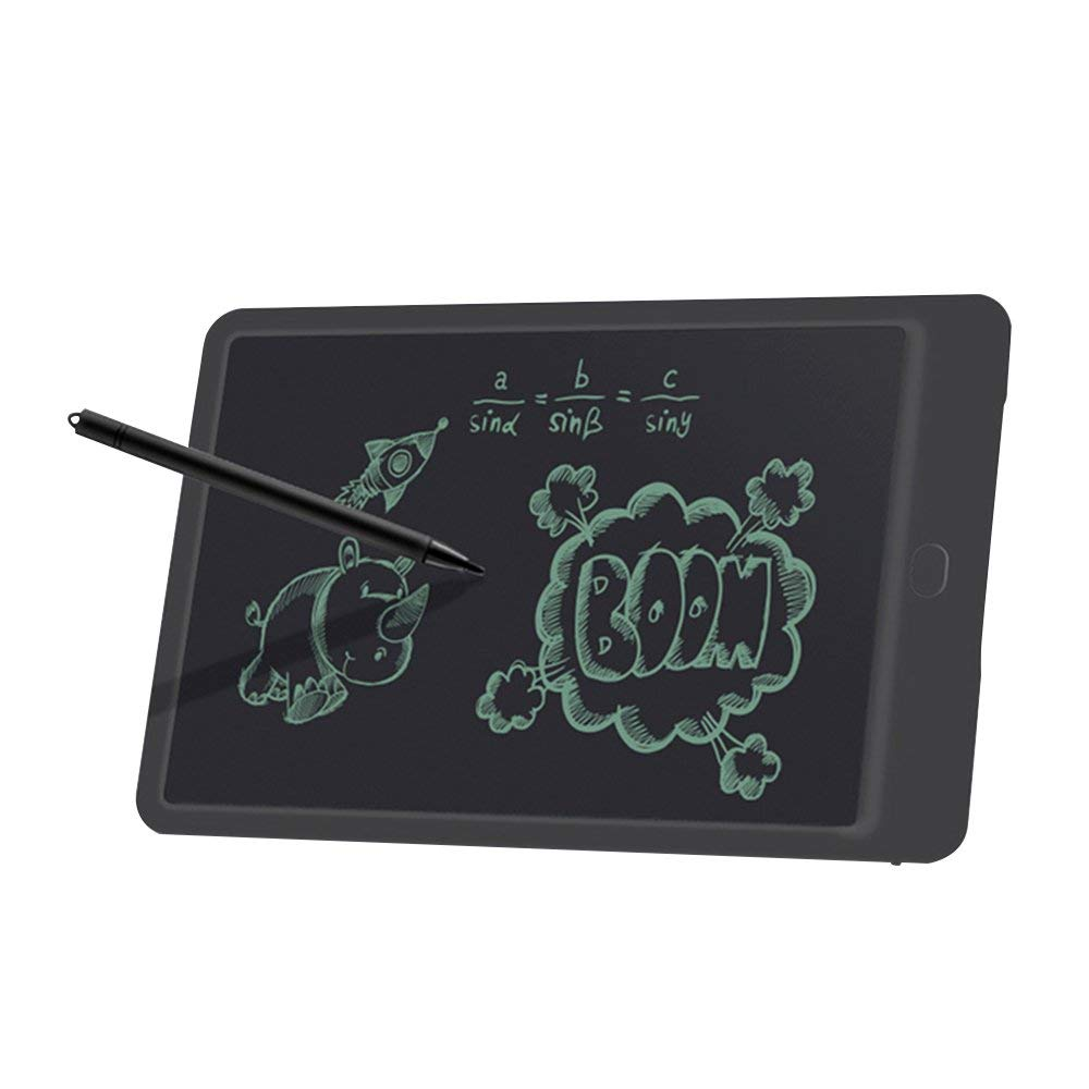 Office and More Home LCD Writing Tablet 10 Inch TEROW Electronic Writing Board with Stylus Digital Graphic Tablet for School