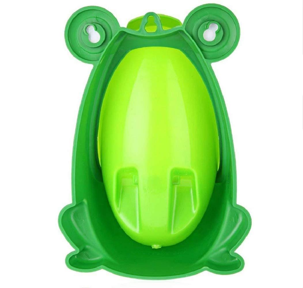 Orange outil parfait dapprentissage pour uriner Lomire pissoir//urinoir en forme de grenouille mignonne pour gar/çons Urinoir pour enfants Pee Trainer pour b/éb/és