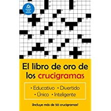 Title: El libro de oro de los crucigramas (Spanish Editio