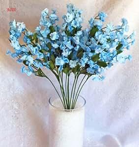 100pcs / bag, color mezclado semillas del Gypsophila de flores naturales, semillas de respiración del bebé, hogar y jardín arreglos de mesa Weddding Decoración 12