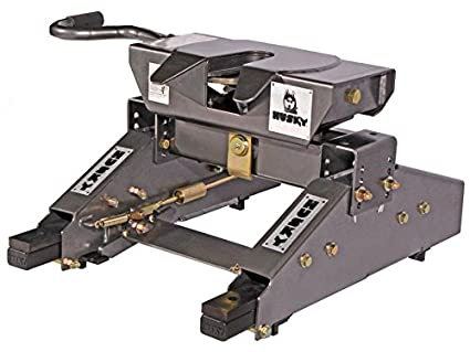 Amazon Com Husky 26k W Sliver Series Fifth Wheel Hitch With
