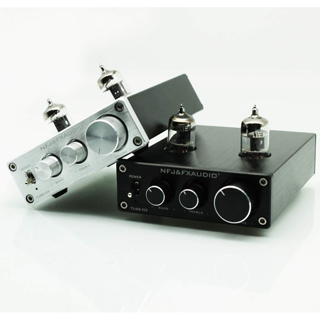 Homyl 6k4 Vacumn Tube RIAA Turntable Preamp /& HiFi Tube Headphone Pre-Amplifier