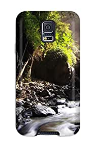LuisReyes6568776's Shop Hot Defender Case With Nice Appearance (creek) For Galaxy S5