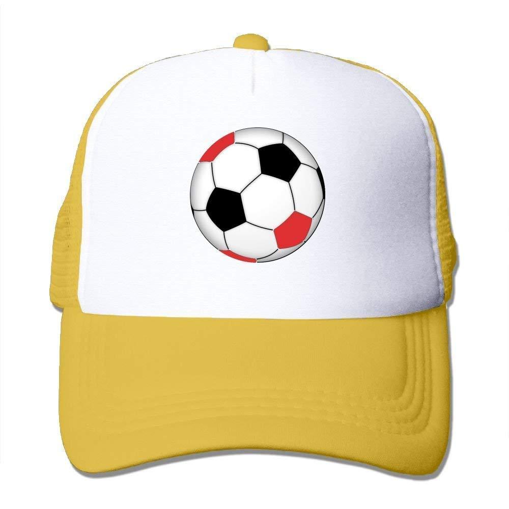 Wfispiy Balón de fútbol Egipcio Snapback Unisex Gorras de béisbol ...