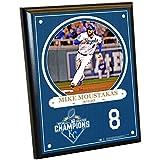 Steiner Sports MLB Kansas City Royals 2015 World Series Champions Player TBD Plaque, 8 x 10