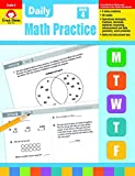 img - for Daily Math Practice, Grade 4 book / textbook / text book