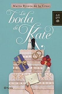 La boda de Kate par Rivera de la Cruz