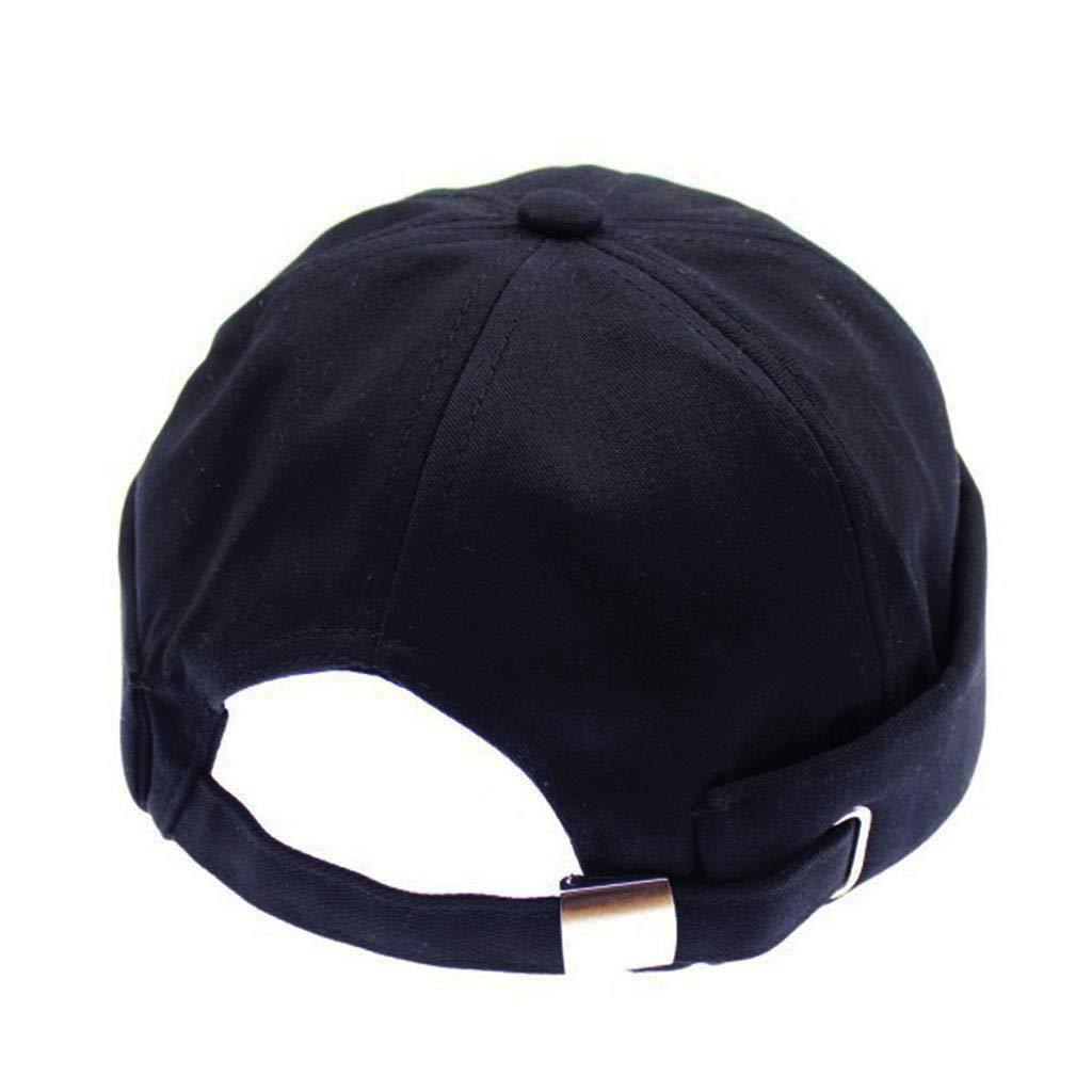 riou Sombrero de Hombres Mujeres Unisex Retro Simple Parejas ...