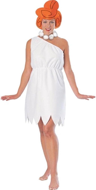 Amazon.com: Disfraz de Vilma de Los Picapiedra, Adulto L ...