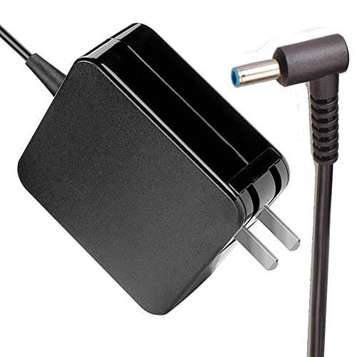 Bacron 65w laptop-charger for hp spectre x360 360 13 13t hp envy pavilion elitebook split x360 hp stream 11 13 14 hp sleekbook 10 11 14 15 17 envy 310-g2 extra 8.2 ft power-charger-cord-ac-adapter (Hp Sleekbook 14)