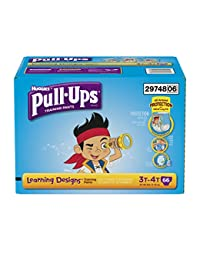 Pull-Ups Training Pants with Learning Designs for Boys, 3T-4T, 66 Count (Packaging May Vary) BOBEBE Online Baby Store From New York to Miami and Los Angeles