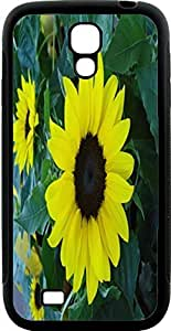 Blueberry Design Galaxy S4 Case Yellow Flower Design - Ideal Gift