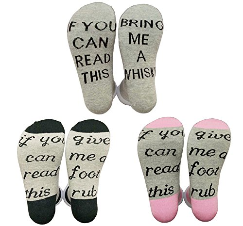 CHUN Game Socks IF YOU CAN READ THIS BRING ME A GLASS OF WINE COFFEE BEER Gaming Socks for Men Women - Whiskey Glasses Shop