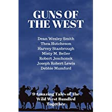 Guns of the West: A 9 Ebook Box Set