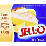 JELL-O Pudding & Pie Filling - Lemon 128G x 24