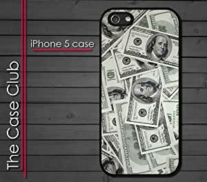 linJUN FENGipod touch 5 (New Color Model) Rubber Silicone Case - All about the benjamins $100 dollar bills baller