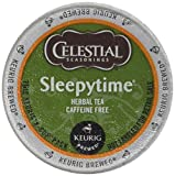 Celestial Seasonings K-cups Review and Comparison