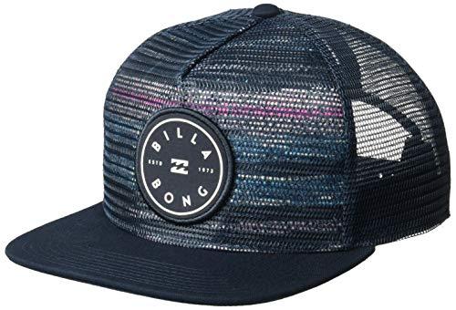Billabong Accessories - Billabong Men's Rotor Trucker Hat Blue Multi One Size