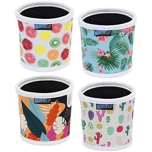 crochet coffee cup sleeve - 5