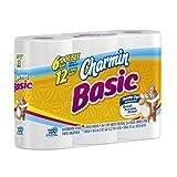 Charmin Basic Toilet Paper 16 Double Rolls (B00DOSAMMQ) | Amazon ...