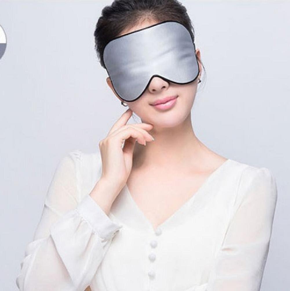 DGS máscara de Ojos, Suave y cómodo, máscara de Dormir con Correa para Terapia de frío/Calor, máscara de Ojos de Gel Reutilizable para Reducir la hinchazón: Amazon.es: Hogar